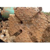 China Foundation Drilling DTH Hammer Bits, Hole Size 3 ½ - 40 Inches Rock Drill Bits wholesale