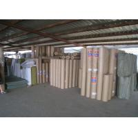 China PVC Coated Wire Welded Mesh Rolls Low Carbon Steel 3mm / 4mm Thickness wholesale
