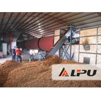 Buy cheap Fruit Residue Rotary Industrial Drying Equipment Bagasse Apple Pineapple Orange 80-500 T / Day from wholesalers