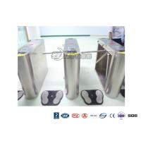 Quality Auto Coin Fast Lane Turnstiles Access Control With Enter Control Tripod Gates for sale