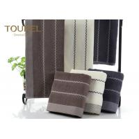 China Green Mountain SPA Salon Bath Towel With 100% Turkish Cotton wholesale