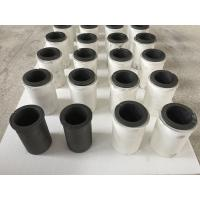 China Graphite High Temperature Crucible Anti - Corrosion For Induction Electric Furnace wholesale