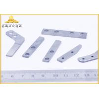 China High Hardness Tungsten Scraper Blades , Tungsten Razor Blades With Multi Holes 2 Edges wholesale