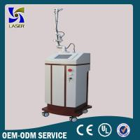 China hot sell! beauty skin re-smooth co2 fractional laser with 40w coherent rf metal tube wholesale