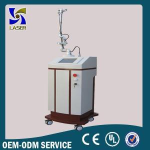 China Professional Popular  Skin rejuvenation medical use RF metal tube co2 Fractional Laser wholesale