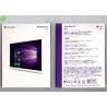 China 32 Bit / 64 Bit Windows 10 Pro Software OEM COA License Sticker / Windows 10 Professional Retail Box wholesale