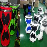 China Smart Self Balance Electric Scooters Two Wheel Self Balancing Unicycle removable battery wholesale