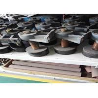 China Anti Rust Bottom Ash Conveyor Steel Belt Return Bearing Wheel With Oil Cup wholesale