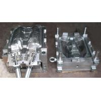 China Custom injection molding plastic parts auto parts mould with Hardness of steel wholesale