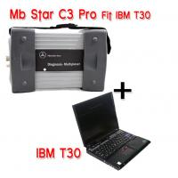 China Mercedes Diagnostic Tool MB STAR C3 With IBM T30 laptop For Mercedes Car , Bus , Sprint , Smart wholesale