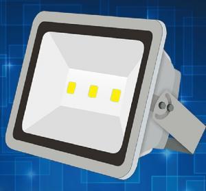 China Meanwell Dirver+Bridgelux LED 150W flood lights 5 years SAA focos led IP66 Aluminum shell wholesale