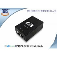 China Tablet POE Power Adapter , Powered Ethernet Adapter 96V - 264V AC wholesale