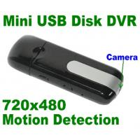 China U8 Mini USB Spy Hidden DVR Camera Covert Handheld Private Detective Audio Video Recorder wholesale
