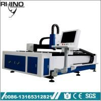 China 500W Raycus Fiber Laser Cutting Machine For Steel / Carbon Steel wholesale