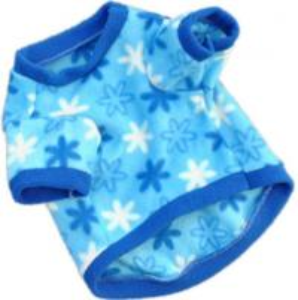 China Snowflake Fleece Dog Pet Apparel Clothes T Shirts XXX Small Dog Clothes wholesale