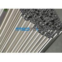China 1.4306 / 1.4404 Seamless Stainless Steel Sanitary Tube For Construction / Ornament wholesale