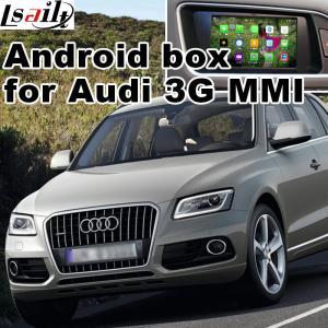 Buy cheap 2010-2015 AUDI (3G MMI) Multimedia Car Navigation System rear view cast screen product