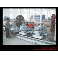China Hydraulic Double Column Rotary Welding Table , Tank Turning Table for Welding Line Machinery wholesale