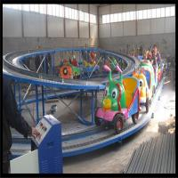 China High quality amusement park kids mini shuttle electric cars china, mini roller coaster on sale