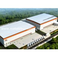 China Custom Steel Structures Warehouse Building wholesale