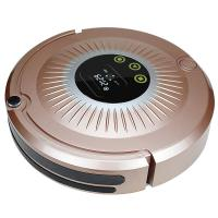 1800 Pa Suction Wet And Dry Robot Vacuum Cleaner 22 W APP / Wifi Control