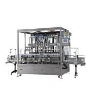 China Stainless Steel Beverage Filling Machine Liquid Bottle Filling Machine wholesale