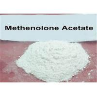 Buy cheap CAS 434-05-9 Methenolone Acetate Raw Steroid Powders Safe Muscle Building from wholesalers