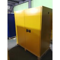 China Cold Rolled Steel Hazardous Storage Cabinets For Industrial / Chemical Dangerous Goods wholesale
