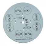 China Round aluminum LED PCB wholesale