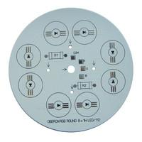Buy cheap Round aluminum LED PCB from wholesalers