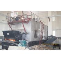 China Most Efficient 1 Ton Oil Fired Steam Boiler , Natural Gas Heating Boiler wholesale
