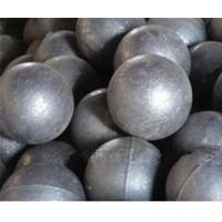 China Media Mining Forged Steel Grinding Balls Of High Hardness And Resistance Hardness  >  48HRC on sale