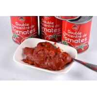 China ISO Certification Canned Tomato Paste With High Temperature Sterilization wholesale