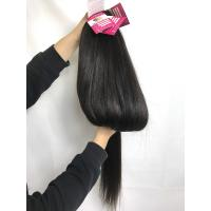 China 100% Raw 10A Virgin Peruvian Remy Human Hair Weave 100g / Piece Natural Black wholesale