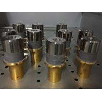 China Heavy Duty Ultrasonic Welding Transducer For Dukane Ultra Series Systems wholesale