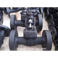 China ASTM A105 Flanged Gate Valve, 3/4 Inch, 1500LB on sale