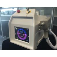 China Tattoo Removal Q-Switched ND YAG Laser Pigment Removal 1 Xenon Lamp 2 Bars wholesale