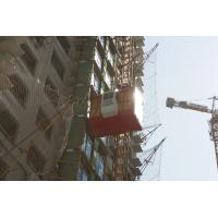 China Two cabins SC200 / 200 construction elevator / construction hoist / people and material hosit / Passenger Hoists wholesale