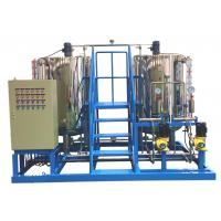 China Ammonia Chemical Dosing Skid , Dosing Chemicals Water Treatment With Metering Pumps wholesale