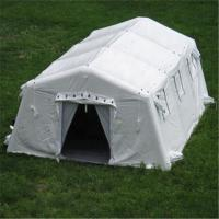 China Portable Airtight Inflatable Medical Tent Outdoor Military Disinfection Tent wholesale
