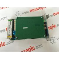 Quality 1C31116G01 Emerson Spare Parts MODULE OVATION PERSONALITY ANALOG In stock for sale