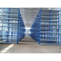 China Galvanized / spraying powder coating finished medium duty shelving with Corrosion - protection on sale