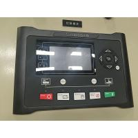 China 2500A Diesel Generator Control Panel Parallel Control Cabinet With Two Air Breaker wholesale