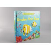 Buy cheap Cute Matte Hardcover Children'S Books Printing With Spot UV And Oil Varnishing from wholesalers