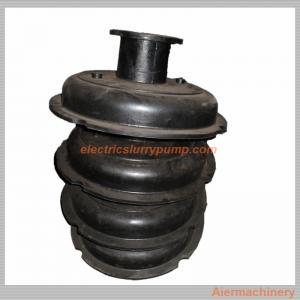 China Anti - Acid Electric Slurry Pump / Electric Sludge Pump Corrison Resistant Material wholesale