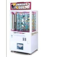 Buy cheap Winners' Cube prize game machine(hominggame.com) from wholesalers