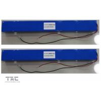 Quality Solar Lighting LifePO4 Battery Pack 24V 30AH With UL2054  PCB  UL REACH MSDS for sale