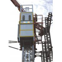 China Electric Rack And Pinion Hoists CH3200 Painted With Llifting Height 250m wholesale