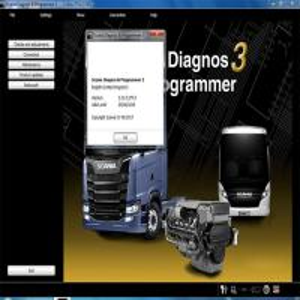 Quality 2017 Newest Scania VCI & VCI2 SDP3 V2.31 Software Automotive Diagnostic Software for sale