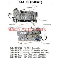 China Auto transmission F4A-EL F4EAT sdenoid valve body good quality used original parts wholesale